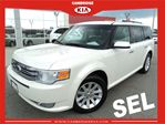 2010 Ford Flex SEL / 7 SEATER / ALLOY'S / 95KM in Cambridge, Ontario