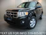 2010 Ford Escape 4WD XLT ROOF RACK! ALLOYS! MSRP was $29, 779!! in Guelph, Ontario
