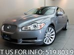 2009 Jaguar XF 4.2 V8 NAVIGATION! CAMERA! LTHR! ROOF NEW TIRES! in Guelph, Ontario