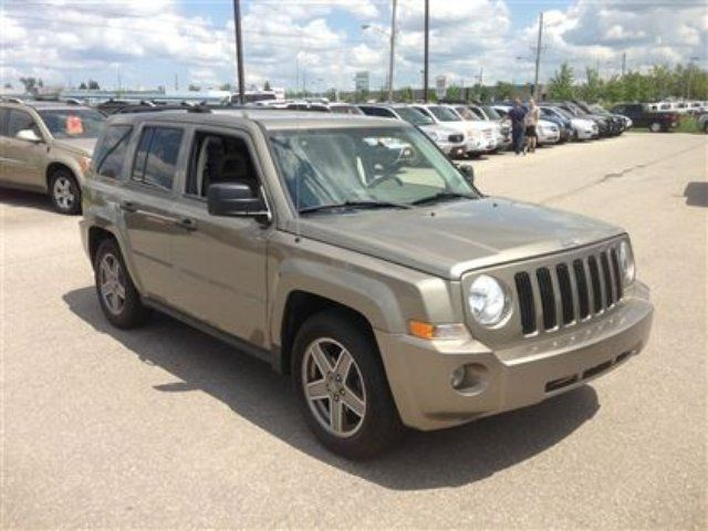 2007 jeep patriot sport cambridge ontario used car for sale. Black Bedroom Furniture Sets. Home Design Ideas
