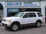 2004 Ford Explorer Eddie Bauer Leather 4X4 Mint Condition 7Pass in Scarborough, Ontario
