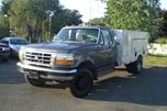 1997 Ford F-350 XLT 161 in. in Sainte-Catherine, Quebec