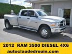 2012 Dodge RAM 3500           in Repentigny, Quebec