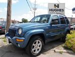 2004 Jeep Liberty Limited 4x4 in Toronto, Ontario