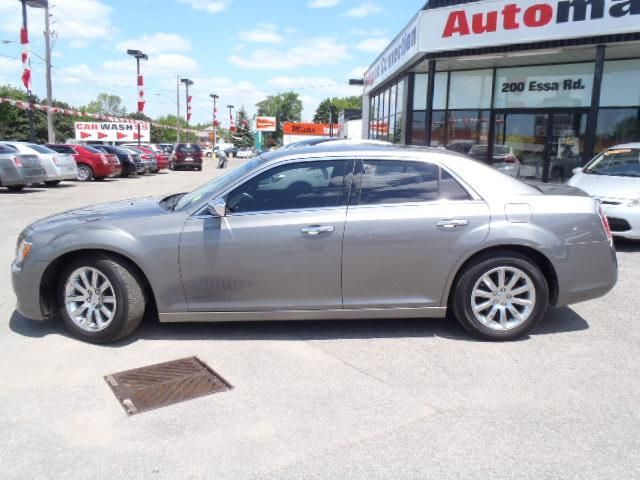 2012 chrysler 300 limited barrie ontario used car for sale. Cars Review. Best American Auto & Cars Review