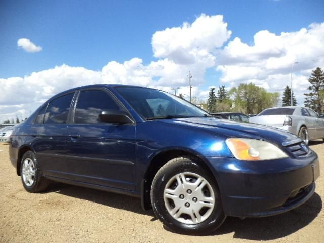 2002 honda civic dx g sport edmonton alberta used car. Black Bedroom Furniture Sets. Home Design Ideas
