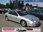 2000 Pontiac Sunfire GT - 5 Speed - Coupe - Fog LIghts - A/C in London, Ontario
