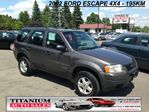 2002 Ford Escape XLS - 4X4 - Leather - A/C in London, Ontario