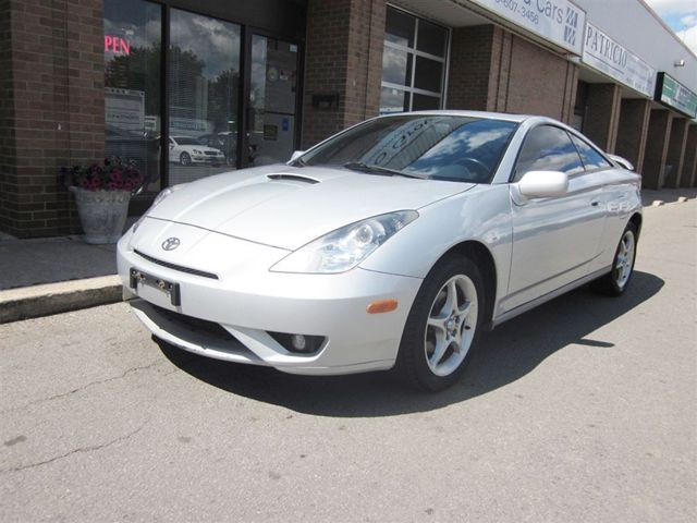 2003 toyota celica gt s mississauga ontario used car. Black Bedroom Furniture Sets. Home Design Ideas
