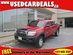 2010 Toyota Tacoma V6 4x4 V6 Crew Cab Fully Equipped in Saint John, New Brunswick