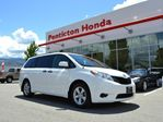 2011 Toyota Sienna CE w/Alloys +tri-zone climate in Penticton, British Columbia