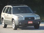 2005 Subaru Forester X!! 5 SPEED!! PANAROMIC SUNROOF!! LOADED!! in Toronto, Ontario