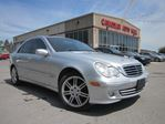 2007 Mercedes-Benz C-Class 3.0L AVANTGARDE, HTD. LEATHER, ROOF, MINT! in Stittsville, Ontario