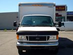 2006 Ford Econoline Turbo Diesel, Cutaway Cube Truck  in Scarborough, Ontario