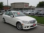 2010 Mercedes-Benz C250 C250 4MATIC  SPORT PKG  ONE OWNER in Scarborough, Ontario