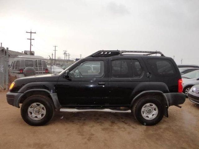 2001 nissan xterra edmonton alberta used car for sale. Black Bedroom Furniture Sets. Home Design Ideas