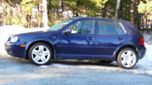 2001 Volkswagen Golf GLS TDI in Val-D'Or, Quebec