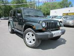 2010 Jeep Wrangler Unlimited SAHARA 4X4, ONLY 49K, 2 TOPS, MINT! in Stittsville, Ontario