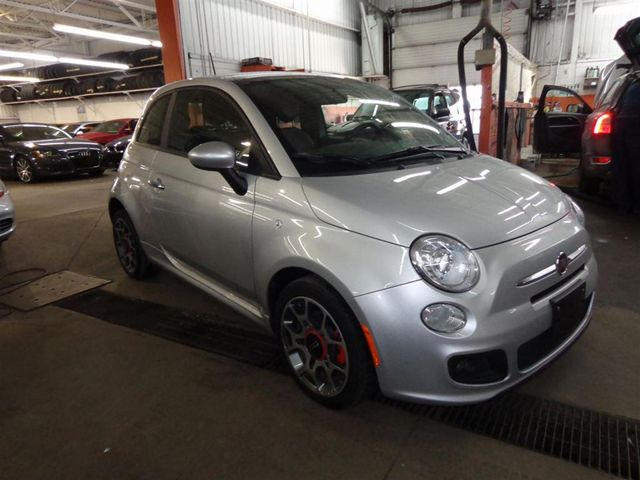2012 fiat 500 sport automatique toit mags laval quebec. Black Bedroom Furniture Sets. Home Design Ideas