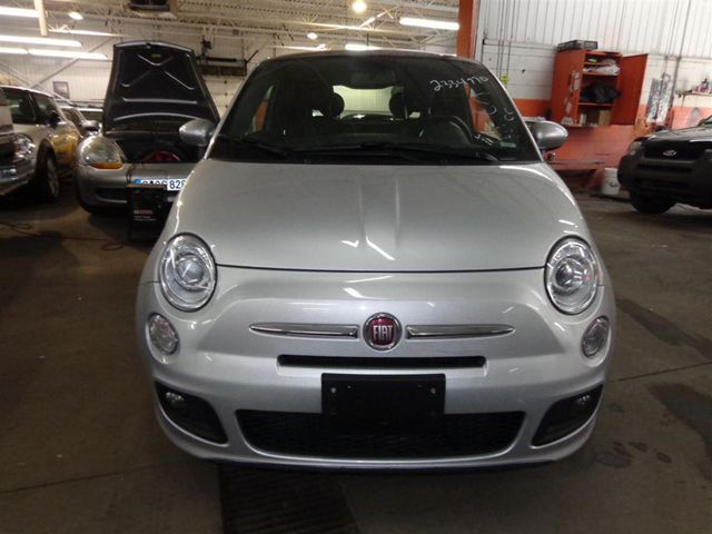 2012 fiat 500 sport automatique toit mags laval quebec used car for sale. Black Bedroom Furniture Sets. Home Design Ideas