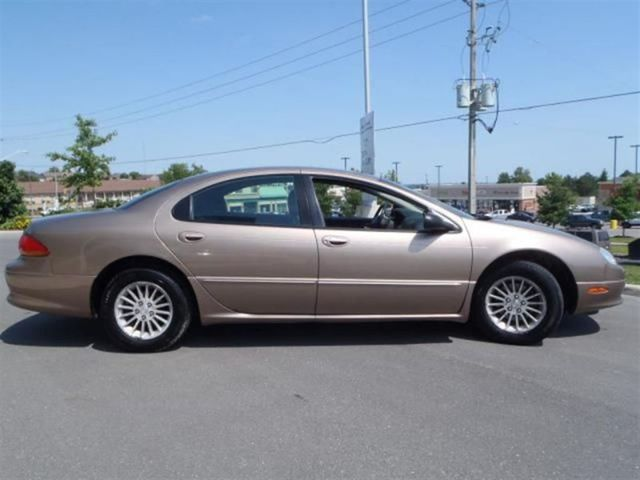 2002 chrysler concorde lxi leather peterborough ontario used car. Cars Review. Best American Auto & Cars Review