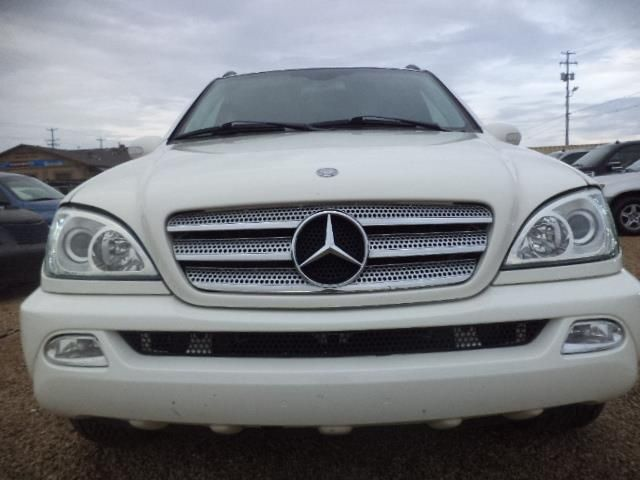 2004 mercedes benz m class ml350 ml 350 awd edmonton. Black Bedroom Furniture Sets. Home Design Ideas