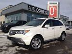 2007 Acura MDX TECH AWD NAVIGATION BACK UP CAM SUNROOF in Mississauga, Ontario