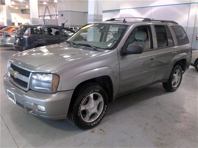 2008 chevrolet trailblazer lt3 ottawa ontario used car for sale. Black Bedroom Furniture Sets. Home Design Ideas
