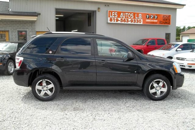2008 chevrolet equinox sherbrooke quebec used car for sale. Black Bedroom Furniture Sets. Home Design Ideas