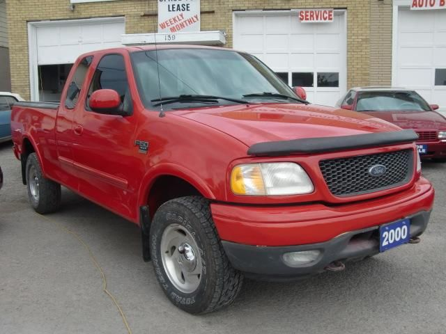 2000 ford f 150 xlt triton 4x4 barrie ontario used car. Black Bedroom Furniture Sets. Home Design Ideas