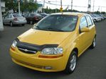 2005 Chevrolet Aveo           in Drummondville, Quebec