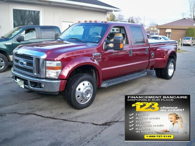 Ford Super Duty F-450 2008