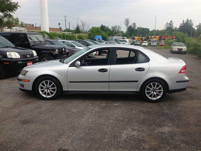 2003 saab 9 3 linear manual scarborough ontario used car for sale. Black Bedroom Furniture Sets. Home Design Ideas