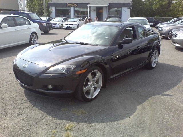 2007 mazda rx 8 sport coupe ottawa ontario used car for. Black Bedroom Furniture Sets. Home Design Ideas