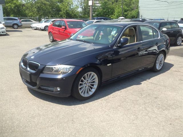 2009 bmw 3 series 335d ottawa ontario used car for sale. Black Bedroom Furniture Sets. Home Design Ideas