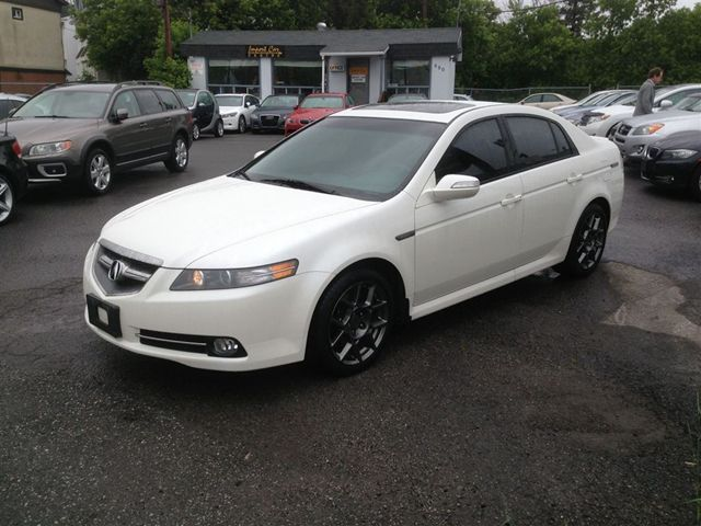 2008 acura tl type s white import car centre. Black Bedroom Furniture Sets. Home Design Ideas