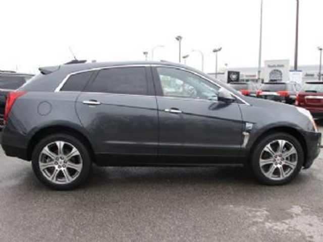 2012 cadillac srx luxury mississauga ontario used car for sale. Black Bedroom Furniture Sets. Home Design Ideas