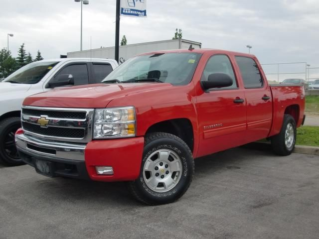 2010 chevrolet silverado 1500 lt z71 4x4 barrie ontario. Black Bedroom Furniture Sets. Home Design Ideas