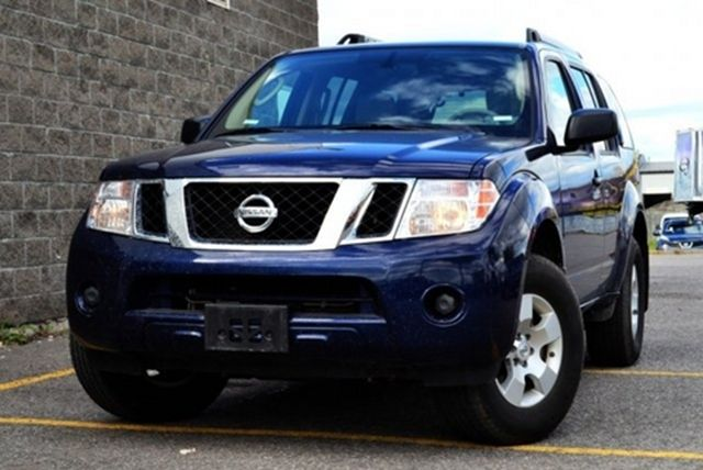 2012 nissan pathfinder s edmonton alberta used car for sale. Black Bedroom Furniture Sets. Home Design Ideas