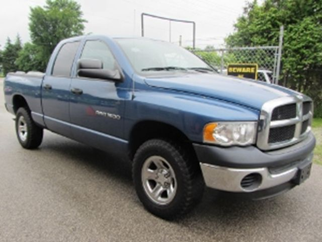 2005 dodge ram 1500 7 400 as is special cookstown ontario used. Black Bedroom Furniture Sets. Home Design Ideas