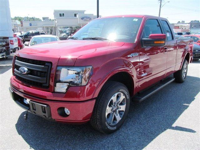 2013 ford f 150 fx2 new 3 5l v6 eco boost midland ontario used car. Cars Review. Best American Auto & Cars Review