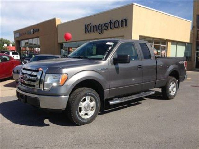 2010 Ford F 150 Xlt Supercab 4x4 Kingston Ontario Used