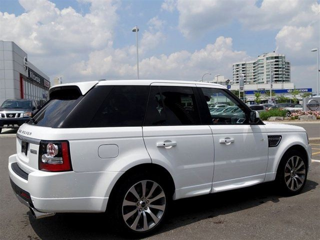 2013 land rover range rover sport supercharged. Black Bedroom Furniture Sets. Home Design Ideas