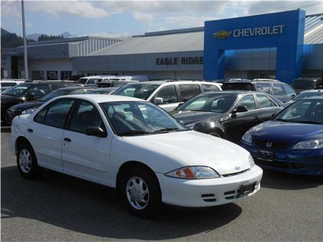 2002 chevrolet cavalier vl coquitlam british columbia used car for. Cars Review. Best American Auto & Cars Review