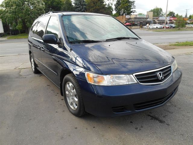 2004 honda odyssey ex l sold scarborough ontario used. Black Bedroom Furniture Sets. Home Design Ideas