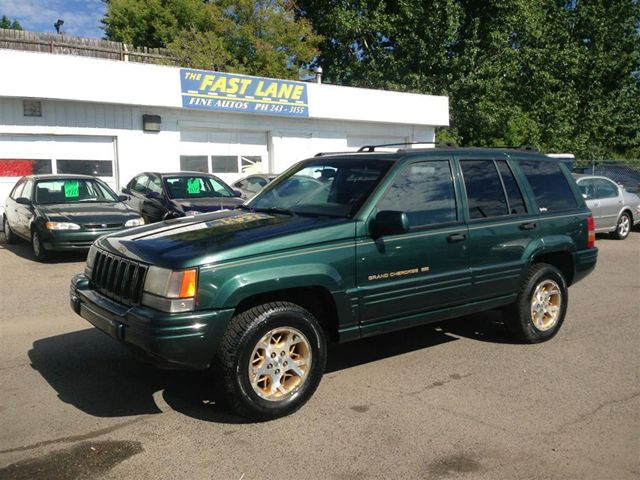1997 jeep grand cherokee limited calgary alberta used car for sale. Black Bedroom Furniture Sets. Home Design Ideas