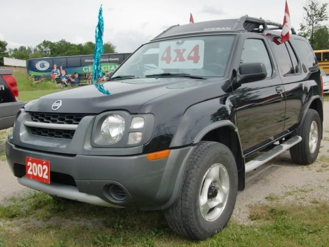 2002 nissan xterra se 4x4 orillia ontario used car for sale. Black Bedroom Furniture Sets. Home Design Ideas