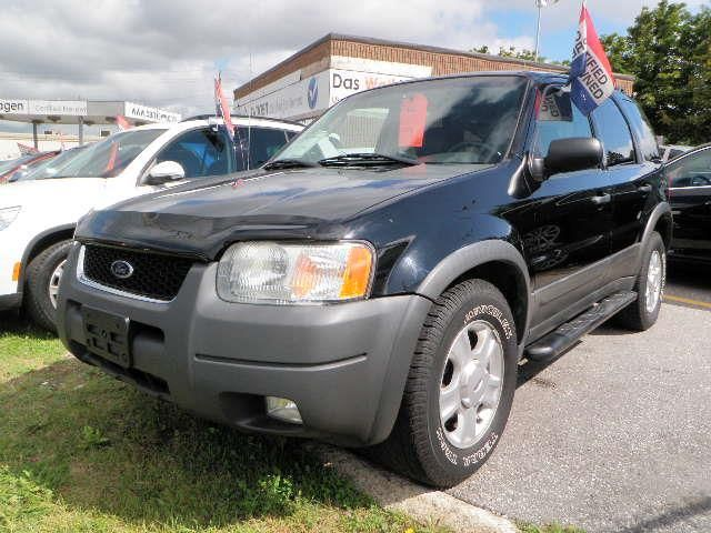 2003 ford escape xlt leather barrie ontario used car. Black Bedroom Furniture Sets. Home Design Ideas