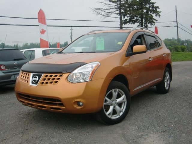 2008 nissan rogue sl 139 biweekly ottawa ontario used. Black Bedroom Furniture Sets. Home Design Ideas