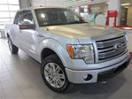 2011 Ford F-150 Platinum/ ECOBOOST/ Navigation in Winnipeg, Manitoba